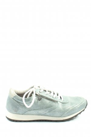 Bruno Banani Lace-Up Sneaker blue casual look