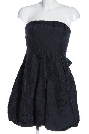Bruno Banani schulterfreies Kleid schwarz Elegant