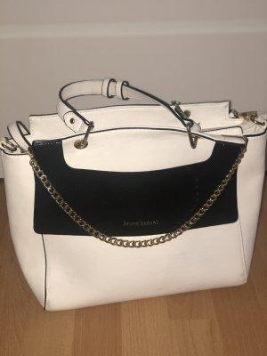Bruno Banani Handbag white-black