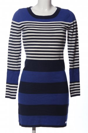 Bruno Banani Knitted Dress striped pattern business style