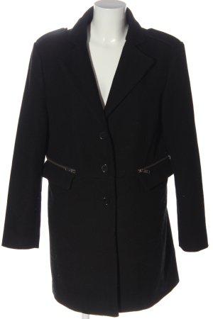 Bruno Banani Between-Seasons-Coat black casual look