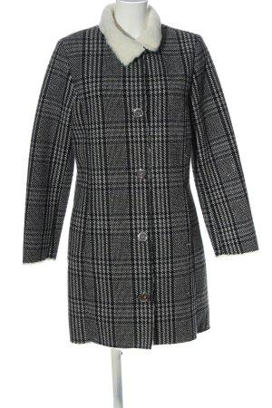 Bruno Banani Winter Coat allover print business style