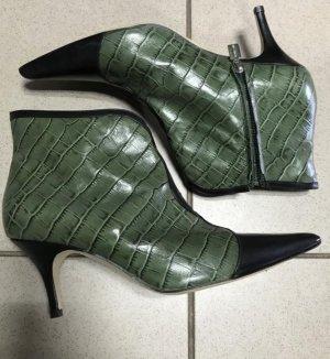Bruno Magli Heel Boots black-khaki