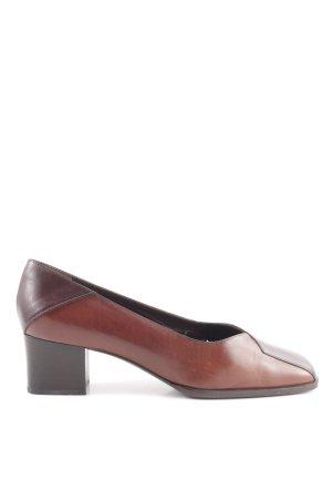 Bruno Magli High Heels brown vintage look