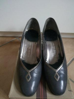 Bruno Magli High Heels multicolored leather