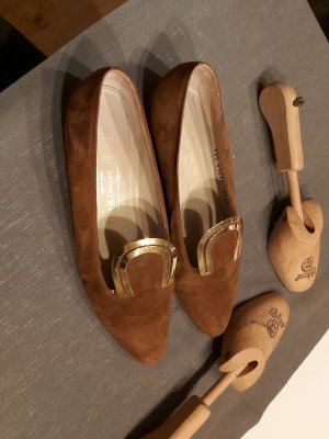 Bruno Magli Slip-on Shoes brown