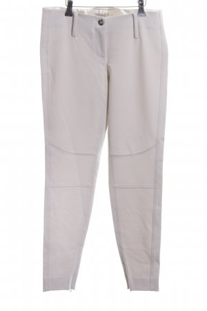 Bruno Manetti Jersey Pants light grey casual look