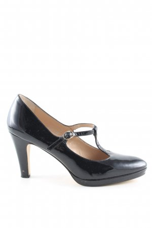 Bruno Premi High Heels schwarz Business-Look