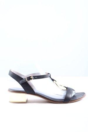 Bruno Premi Comfortabele sandalen zwart casual uitstraling