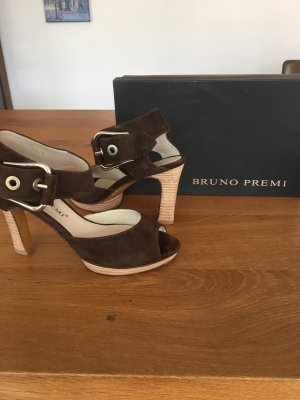 Bruno Premi Pumps dark brown