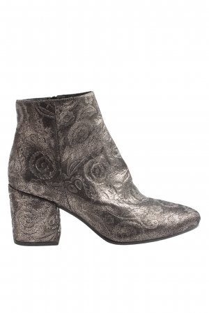 Bruno Premi Zipper Booties bronze-colored casual look