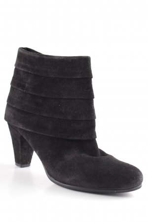 Bruno Premi Zipper Booties black party style