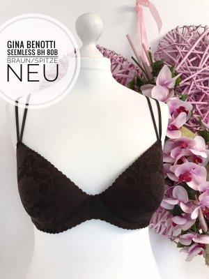 Brunotti Beha bruin-zwart bruin