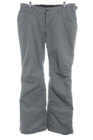 Brunotti Snow Pants dark grey simple style