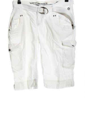 Brunotti Shorts bianco stile casual