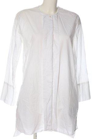 Bruuns bazaar Sukienka koszulowa biały W stylu casual
