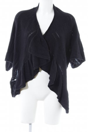 Bruuns bazaar Bolero dark blue casual look
