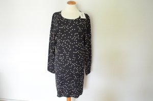 BRUUNS BAZAAR BZR Breezy Print Kleid NEU! 38 hinreissend schön lange Arme Polka Dots