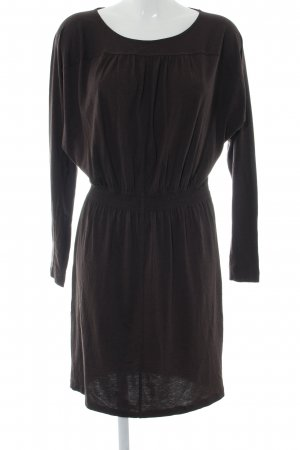 Bruuns bazaar Jersey Dress brown casual look