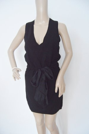 Bruuns Bazaar Kleid schwarz XS