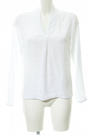 Bruuns bazaar Long Sleeve Blouse white casual look
