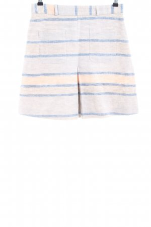 Bruuns bazaar Miniskirt striped pattern casual look