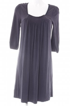 Bruuns bazaar Stretch Dress dark blue simple style