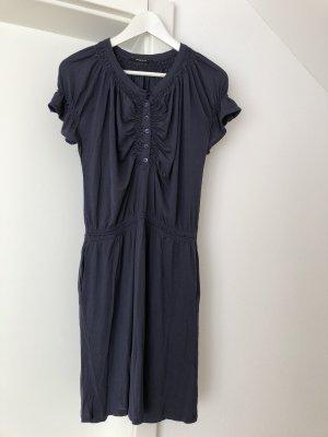 Bruuns Bazar Sommerkleid dunkelblau, Gr 36