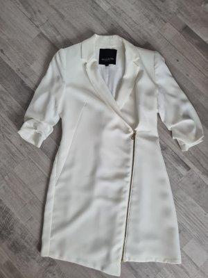 BSB Collection Robe fourreau blanc