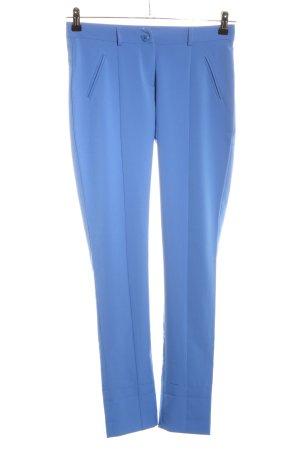 BSB Collection Pantalon à pinces bleu style décontracté