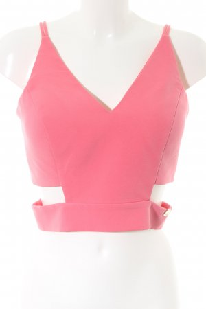 BSB Collection Cropped Top pink Elegant