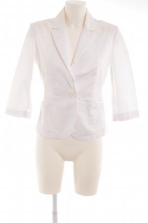BSB Collection Short Blazer white casual look