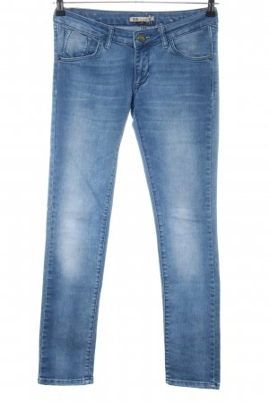 BSB Collection Skinny jeans blauw casual uitstraling