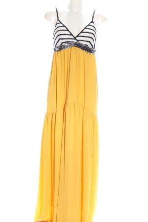 BSB Collection Robe à bretelles multicolore style décontracté