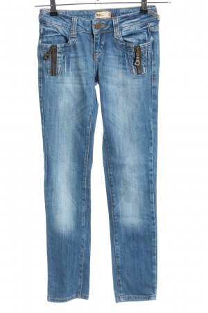 BSB Jeans Jeans a 7/8 blu stile casual