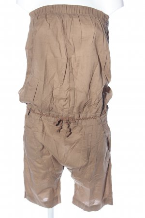 BSB Jeans Tuta marrone stile casual