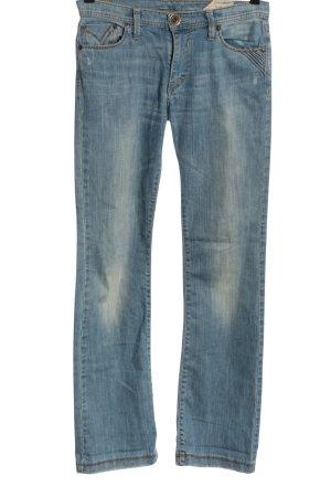 BSB Jeans Jeans coupe-droite bleu style décontracté