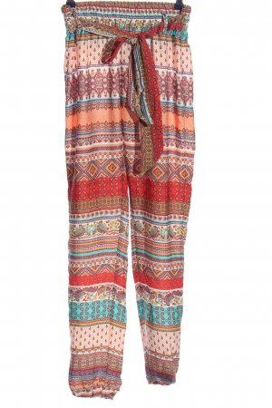 BSK by Bershka Baggy Pants allover print casual look