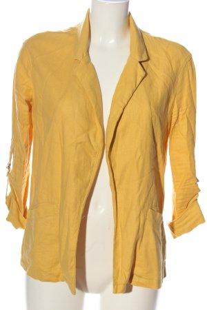 BSK by Bershka Cardigan giallo pallido stile casual