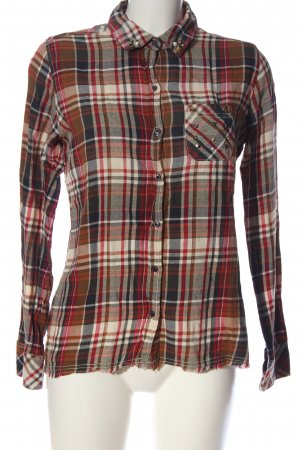 BSK by Bershka Lumberjack Shirt check pattern casual look