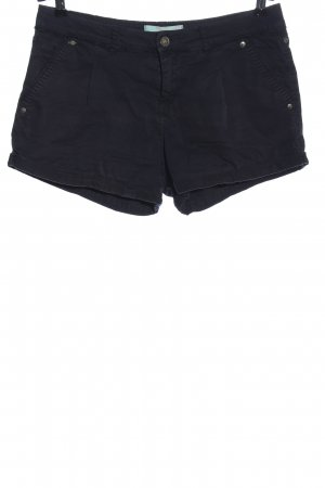 BSK by Bershka Hot Pants black casual look
