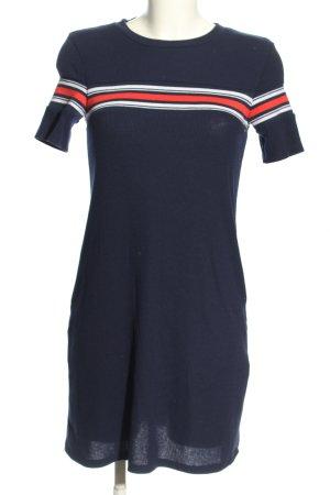 BSK by Bershka Robe en jersey motif rayé style décontracté