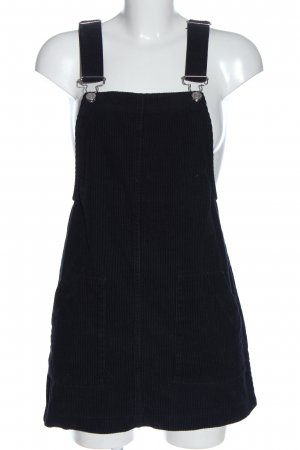 BSK by Bershka Pinafore Overall Skirt black casual look