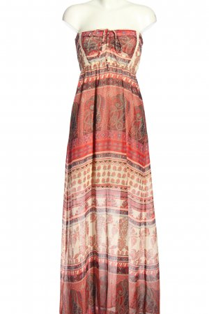 BSK by Bershka Maxi Dress allover print party style