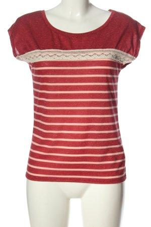 BSK by Bershka Stripe Shirt flecked casual look