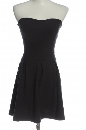 BSK by Bershka Off-The-Shoulder Dress black elegant