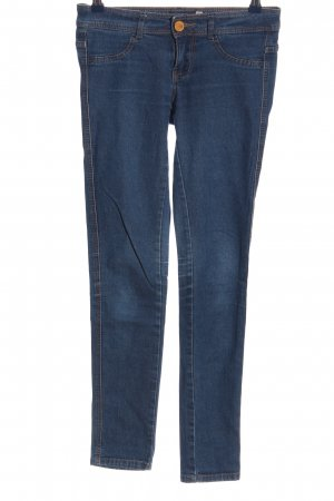 BSK by Bershka Skinny Jeans blue casual look