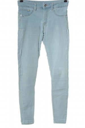 BSK by Bershka Stretch Jeans blue casual look