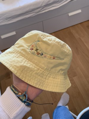 Bucket Hat pale yellow