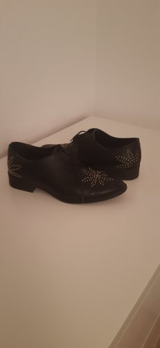 Catwalk Wingtip Shoes black